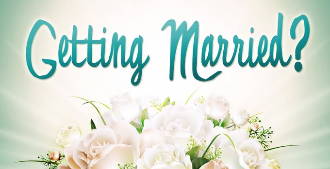 Getting Married Header