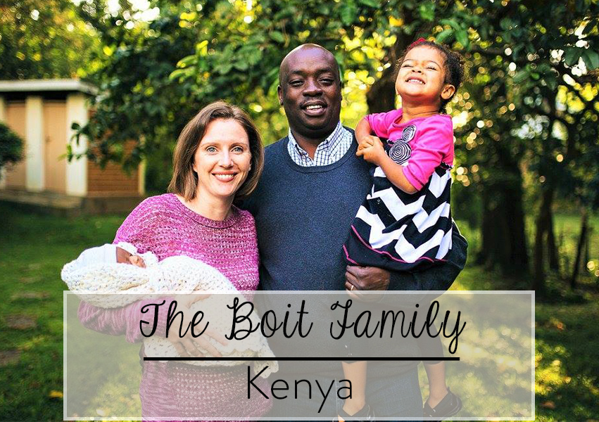 Juli Moved To Kenya In 2004 And Founded Living Room Ministries International LRMI